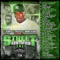 Street Certified 141 mixtape cover art
