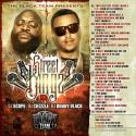 Street Kings 36 mixtape cover art