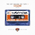 The Art Behind The Tape mixtape cover art