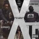 The Foundation X mixtape cover art