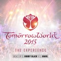 TomorrowWorld 2015 (The Experience) mixtape cover art