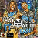 That Nation - It Ain't Dat Easy mixtape cover art