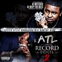 ATL Record Pool 2 (Hosted By Lil Bankhead & Big Kuntry King) mixtape cover art