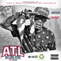 ATL Record Pool 478 Edition mixtape cover art
