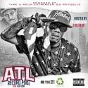 ATL Record Pool 478 Edition mixtape cover art