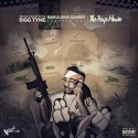 Bigg Tyme - Marijuana Diaries Chapter 1 mixtape cover art