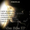 BK:L.I - Fallen Skies EP mixtape cover art