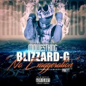Blizzard-G - No Exaggeration mixtape cover art