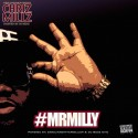 Chriz Millz - #MrMilly mixtape cover art