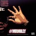 Chriz Millz - #MrMilly mixtape cover art