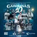 Grinders In Da Carolinas 10 mixtape cover art