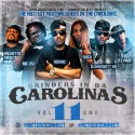 Grinders In Da Carolinas 11 mixtape cover art