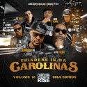 Grinders In Da Carolinas 12 (#CIAA Edition) mixtape cover art
