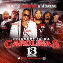 Grinders In Da Carolinas 13 mixtape cover art