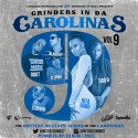 Grinders In Da Carolinas 9 mixtape cover art