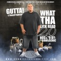 Gutta! - What The Lick Gone Read 2.0 mixtape cover art