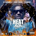 Heat Fa Da Streets mixtape cover art