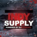 Indy Supply mixtape cover art