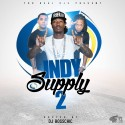 Indy Supply 2 mixtape cover art