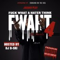 Jaguar Peay - F*ck What A Hater Think 4 (The Finale) mixtape cover art