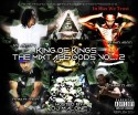 King Of Kings 2 mixtape cover art