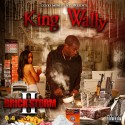 King Wally - Brick Storm 2 mixtape cover art