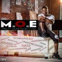 Money MkFlyy - M.O.E mixtape cover art