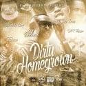 Official Dirty Homegrown mixtape cover art