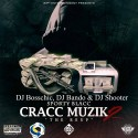 Sporty Blacc - Cracc Muzik 2 (The ReUp) mixtape cover art