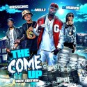 The Come Up mixtape cover art