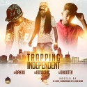 Trapping Independent (Hosted By JR. Boss, Rubberband OG & King Bama) mixtape cover art