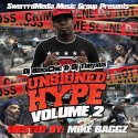 Unsigned Hype 2 (Hosted By Mike Baggz) mixtape cover art
