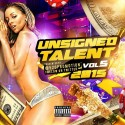 Unsigned Talent 5 mixtape cover art