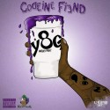 Woody Mane - Codeine Fiend mixtape cover art