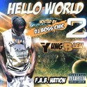 Yung Bleu - Hello World 2 mixtape cover art