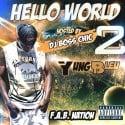 Yung Bleu - Hello World 2 mixtape cover art