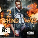 Zapp Sola - Behind The Wall 2 mixtape cover art