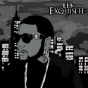 Le$ - Exquisite mixtape cover art