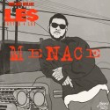 Le$ - Menace mixtape cover art