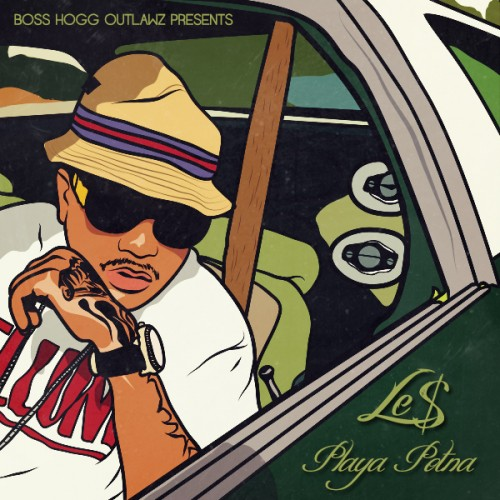 L.E.$. – Playa Potna [Mixtape]