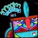 Moombrazilians Vol. 1 mixtape cover art