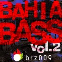 Bahia Bass 2 mixtape cover art