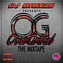 Overgrind The Mixtape mixtape cover art
