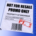 Not For Resale (Part 2) mixtape cover art