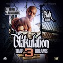 Blak Boi - Blakulation 3 Trap Dreams mixtape cover art
