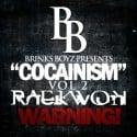 Raekwon - Cocainism 2 mixtape cover art