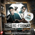 The Re-Format (Hosted By AZ & Hi-Tek) mixtape cover art
