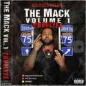 Big Boss Goldie - The Mack mixtape cover art