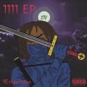 Cheech Petro - 1111 EP mixtape cover art