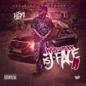 J-Face - Who Da Fuxk Is J-Face 2 mixtape cover art